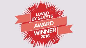 Hotels.com Award